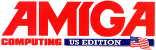 Amiga Computing US Edition