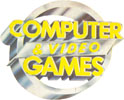 C+VG semi 3D logo -Sep 1985