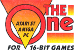 The One for 16-Bit Games (Oct 1988-May 1990)