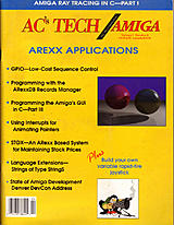AC's Tech Vol 1 No 4 (Sep - Nov 1991) front cover