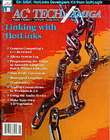 AC's Tech Vol 3 No 1 (Dec 1992 - Feb 1993) front cover