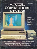 ACAR Vol 3 No 4 (Apr 1986) front cover