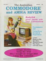 ACAR Vol 5 No 1 (Jan 1988) front cover