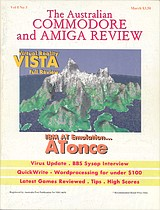 ACAR Vol 8 No 3 (Mar 1991) front cover