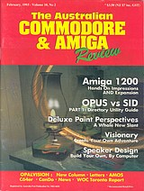ACAR Vol 10 No 2 (Feb 1993) front cover