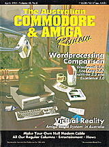ACAR Vol 10 No 4 (Apr 1993) front cover