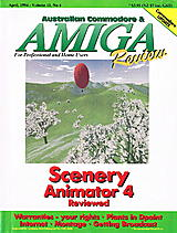 ACAR Vol 11 No 4 (Apr 1994) front cover