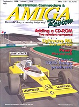 ACAR Vol 11 No 9 (Sep 1994) front cover