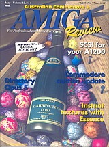ACAR Vol 12 No 5 (May 1995) front cover
