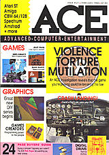 ACE: Advanced Computer Entertainment 5 (Feb 1988) front cover