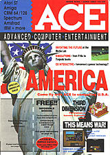 ACE: Advanced Computer Entertainment 9 (Jun 1988) front cover