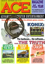 ACE 25 (Oct 1989) front cover