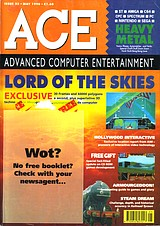 ACE 32 (May 1990) front cover