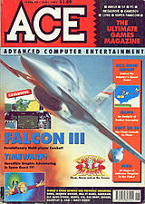 ACE: Advanced Computer Entertainment 45 (Jun 1991) front cover