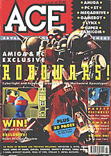 ACE: Advanced Computer Entertainment 46 (Jul 1991) front cover