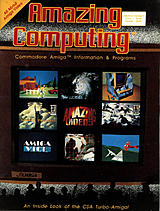 Amazing Computing Vol 2 No 7 (Jul 1987) front cover