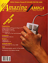 Amazing Computing Vol 5 No 6 (Jun 1990) front cover