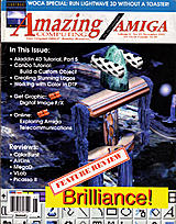Amazing Computing Vol 8 No 11 (Nov 1993) front cover