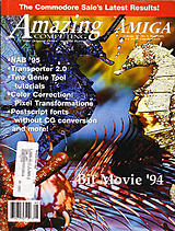 Amazing Computing Vol 10 No 5 (May 1995) front cover
