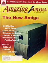 Amazing Computing Vol 10 No 7 (Jul 1995) front cover