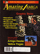 Amazing Computing Vol 11 No 1 (Jan 1996) front cover