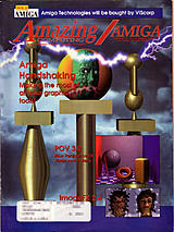 Amazing Computing Vol 11 No 8 (Aug 1996) front cover
