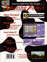 Amazing Computing Vol 12 No 6 (Jun 1997) front cover