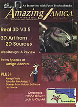 Amazing Computing Vol 12 No 8 (Aug 1997) front cover