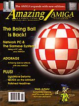 Amazing Computing Vol 12 No 9 (Sep 1997) front cover