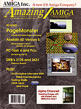 Amazing Computing Vol 12 No 10 (Oct 1997) front cover