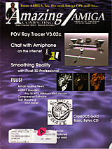 Amazing Computing Vol 13 No 3 (Mar 1998) front cover