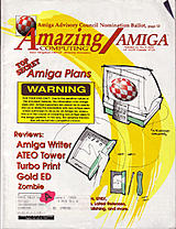 Amazing Computing Vol 14 No 6 (Jun 1999) front cover