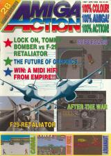 Amiga Action 7 (Apr 1990) front cover