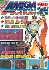 Amiga Action 15 (Dec 1990) front cover