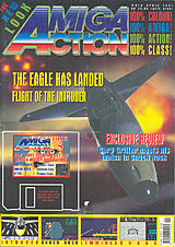 Amiga Action 19 (Apr 1991) front cover