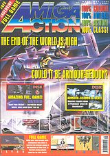 Amiga Action 20 (May 1991) front cover