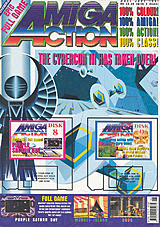 Amiga Action 21 (Jun 1991) front cover