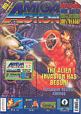 Amiga Action 23 (Aug 1991) front cover