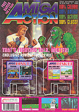 Amiga Action 24 (Sep 1991) front cover