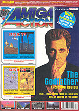 Amiga Action 27 (Dec 1991) front cover