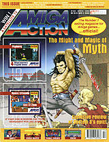 Amiga Action 31 (Apr 1992) front cover