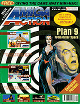 Amiga Action 32 (May 1992) front cover