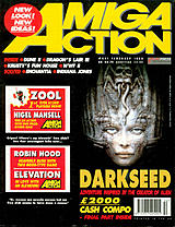 Amiga Action 41 (Feb 1993) front cover