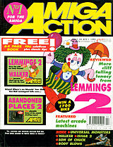 Amiga Action 43 (Apr 1993) front cover