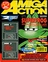 Amiga Action 45 (Jun 1993) front cover
