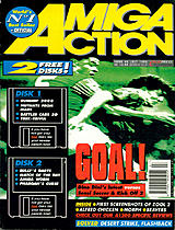 Amiga Action 46 (Jul 1993) front cover