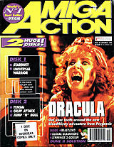 Amiga Action 48 (Sep 1993) front cover