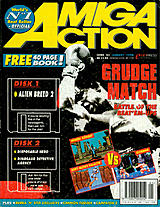 Amiga Action 53 (Jan 1994) front cover