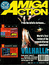 Amiga Action 59 (Jul 1994) front cover