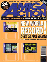 Amiga Action 62 (Oct 1994) front cover